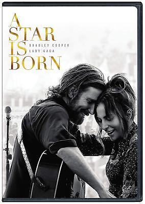 A Star Is Born Dvd | New | Bradley Cooper | Lady Gaga | Sam Elliott |