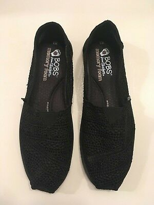 274e43130c9a WOMENS BOBS BY Skechers Highlights Flexpadrille Shoes Size 8 (UK 5 ...
