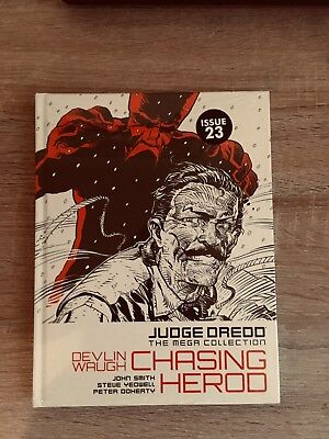 Judge Dredd Mega Collection Issue 23 Devlin Waugh: Chasing Herod New And Sealed