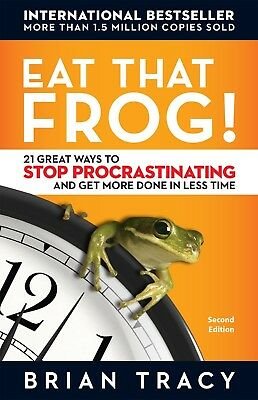 Eat That Frog! Audiobook By Brian Tracy (Mp3, Download)