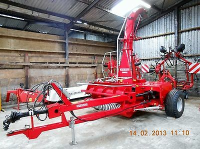 JF Stoll FCT 1050 Forage Harvester -  Parts Manual