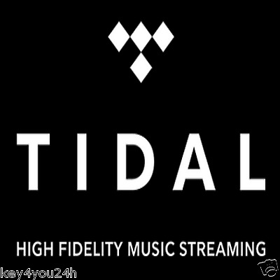 💥 TIDAL Hi-Fi 💥 Deutsch Musik ✳️ 3 MONTHS 6 Users ✅ better than spotify deezer