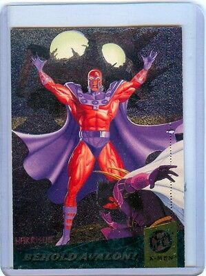 Behold Avalon (Magneto) Fatal Attractions #1 - X-Men Ultra 1994