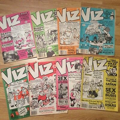 Viz Comic collection 1989 to 2015 - 200+ issues in total + assorted specials.