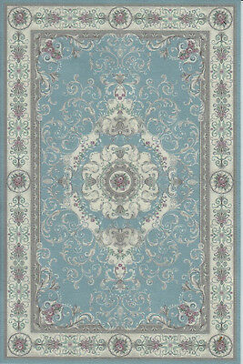 """1:12 Scale Dollhouse Area Rug 0001325 - approximately 7"""" x 10 1/2"""""""
