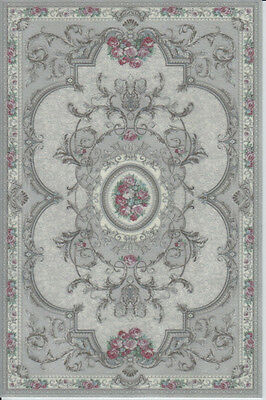 """1:12 Scale Dollhouse Area Rug - 0001349 - approximately  5-7/8 x 8-3/4"""""""