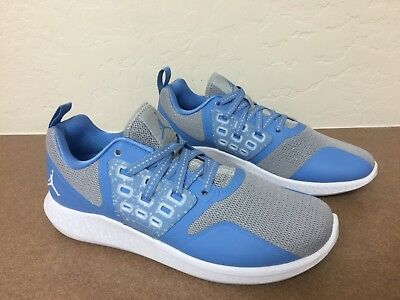9a7a7fb7a611 Nike Air Jordan GRIND Wolf Grey White-Valor Blue AA4302 007 MSRP  115 Size
