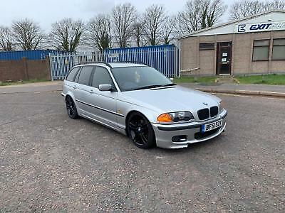 Bmw E46 320d Se Touring 2001 M Sport Modified Lowered Re Mapped Coilovers