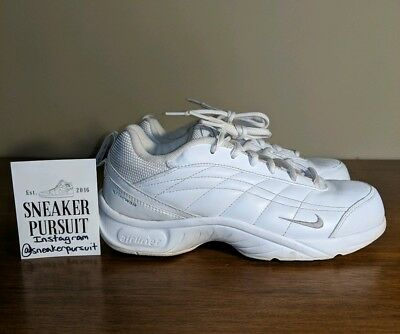 ac4185345278c Nike Air Walk Airliner Triple White Womens 90s size 7 315698-101 *RARE  VINTAGE