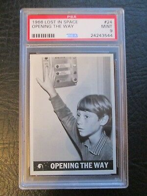 Topps - Lost In Space #24 (Psa 9 Mint)