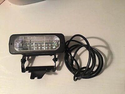 BLUE Whelen AVN1B AVENGER SUPER LED Dash/Deck Light W3-1  USA MADE
