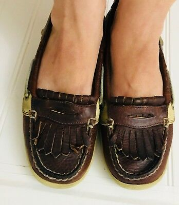 5e7af436749 Sperry Womens Sperry Top-Sider - Avery Slip-On Shoes Loafer - Size US