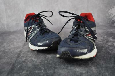 official photos 05a8b eba38 New Balance M450NV3 Mens Athletic Shoes Size 12 Navy Blue Red White