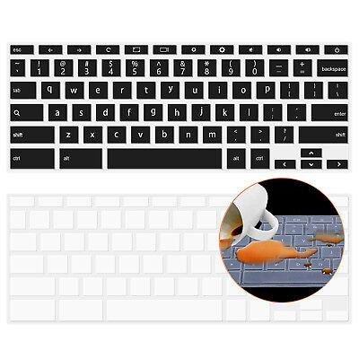 "Premium Ultra Thin Keyboard Protector for MacBook Pro with Touch Bar 13"" and 15"""