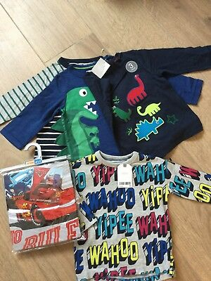 Next Baby Boy Brand New With Tags Clothes Bundle 9-12 Months