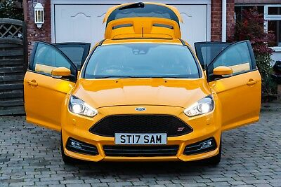 2017 Ford Focus ST3 - mint condition - must see