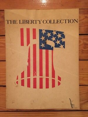 The Liberty Collection 1963 Booklet Constitution Bill Of Rights