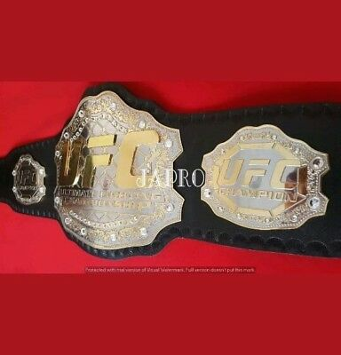 Ufc Ultimate Championship Wrestling Belt Replica Adult Size