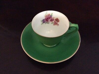 Jyoto China Made in Occupied Japan Demitasse Cup & Saucer