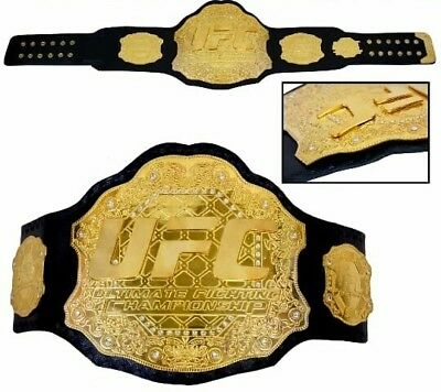 Ufc Ultimate Fighting Championship Wrestling Belt Replica Replica Adult size