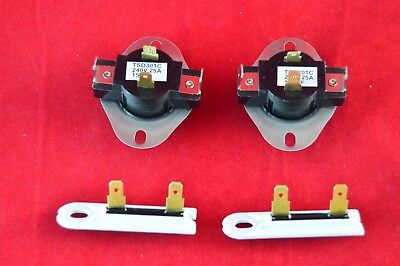 3387134 3392519 KENMORE SEARS DRYER THERMOSTAT /& BLOWER FUSE KIT