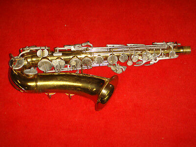 1965 Conn 6M Transitional Alto Saxophone With hardshell case