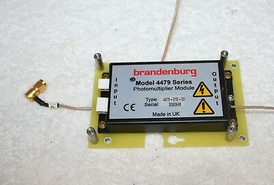 Brandenburg Model 4479 Photomultiplier Module  4479-210-02