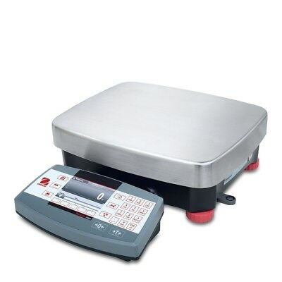 OHAUS Ranger® 7000 Compact Bench Scales - R71MD3 AM, 6 x .0001 lb (30070289)