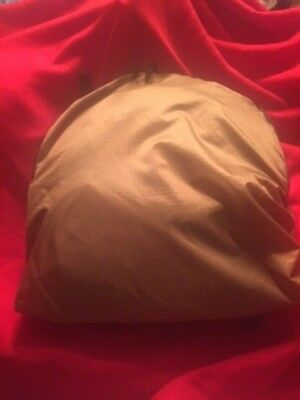 Catoma Improved Bed Net System IBNS Pop-Up Tent Coyote Brown USA USMC Issued