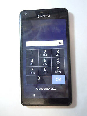 KYOCERA HYDRO SHORE C6742A 8GB (AT&T) Smartphone Clean ESN/IMEI