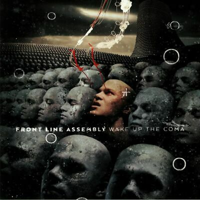FRONT LINE ASSEMBLY - Wake Up The Coma - Vinyl (limited 2xLP + insert)