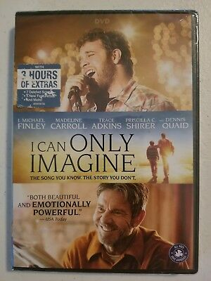 I Can Only Imagine (DVD, 2018)