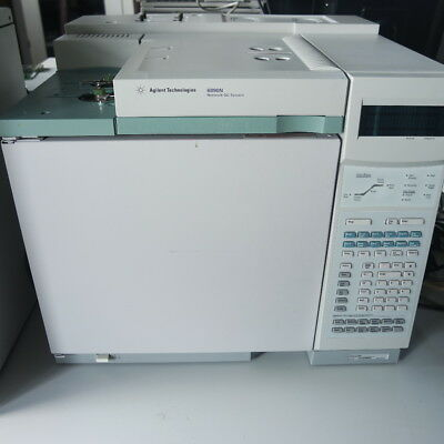 Agilent 6890N GC system with PTV and S/SL injector