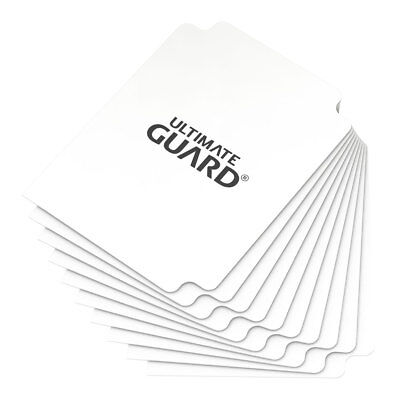 Intercalaires pour cartes Card Dividers taille standard (10) Ultimate Guard