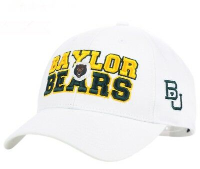 separation shoes 636bd 0896e ... adjustable sports outdoors d8a91 f2562  italy new baylor bears top of  the world ncaa teamwork hat cap white fee61 f2f8c