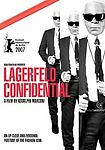 Lagerfeld Confidential [Karl] (DVD only, 2008) Fashion Designer / Photographer