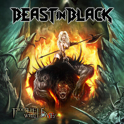 From Hell With Love - Beast In Black (2019, CD NEU)
