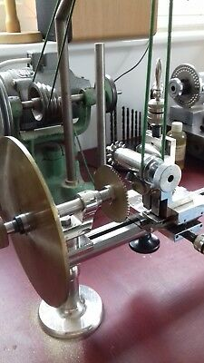 Watchmakers Lathe. Boley and Leinen 8mm.
