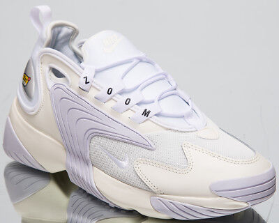 86a47fd3b27af Nike Zoom 2K New Men s Lifestyle Shoes Sail White Black 2019 Sneakers  AO0269-100