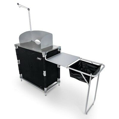 Camco  Deluxe Camping Table de Cuisine 51097