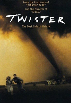 Twister Dvd - Single Disc Edition - New Unopened - Bill Paxton