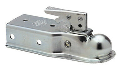 "Cequent 22250 0101 Coupler 2"" X 2 1/2"" Zinc"