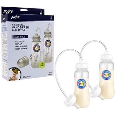 The Podee Baby Bottle (Twin Pack) Official Podee Australia Store