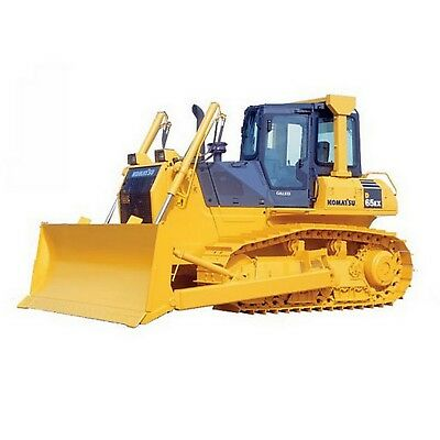 Komatsu  Bulldozer  - Operators Manuals - Many Many Models!!!