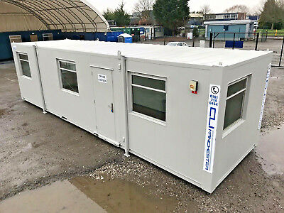 32ft x 9ft - Anti Vandal Canteen | Office | Drying Room | Fully Refurbished