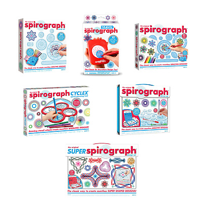 The Original Spirograph - 5 sets to choose from!