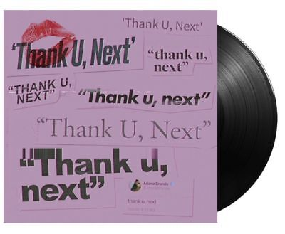 "Ariana Grande Thank U, Next 7"" Exclusive Limited Vinyl Preorder Rare Oops"