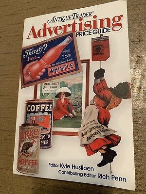 Antique Trader Advertising Price Guide With Values