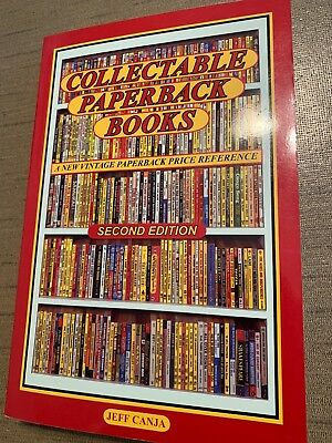 Collectible Paperback Books Price Guide