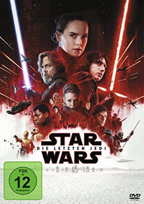 Star Wars: Episode VIII - Die letzten Jedi - (GER (UK IMPORT) DVD [REGION 2] NEW